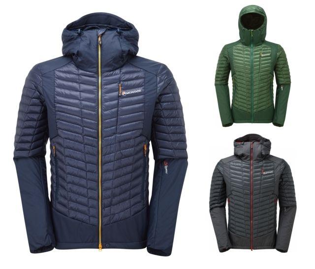 photo: Montane Quattro Fusion Jacket down insulated jacket