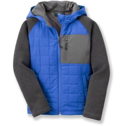 photo: REI Myka Sweater Fleece Jacket synthetic insulated jacket