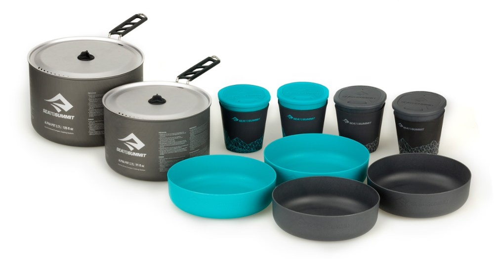 Sea to Summit Alpha 2 Pot Cook Set 4.2
