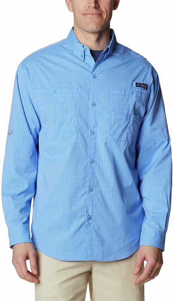 photo: Columbia Super Tamiami Long Sleeve Shirt hiking shirt