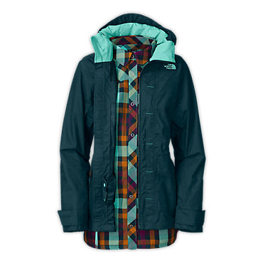 photo: The North Face Felton Triclimate component (3-in-1) jacket
