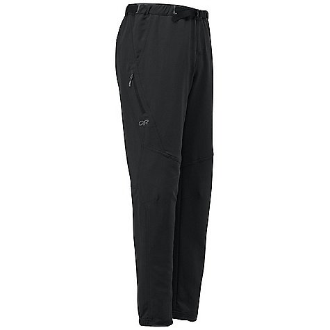 photo: Outdoor Research Women's Supercharger Pant soft shell pant