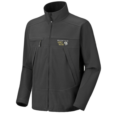 Mountain Hardwear Windstopper Tech Jacket