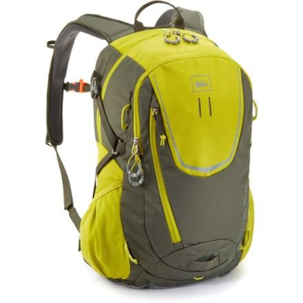 photo: REI Trail 25 Pack daypack (under 2,000 cu in)
