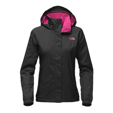 photo: The North Face Women's Resolve Jacket waterproof jacket