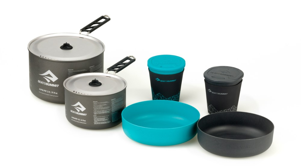 Sea to Summit Alpha 2 Pot Cook Set 2.2