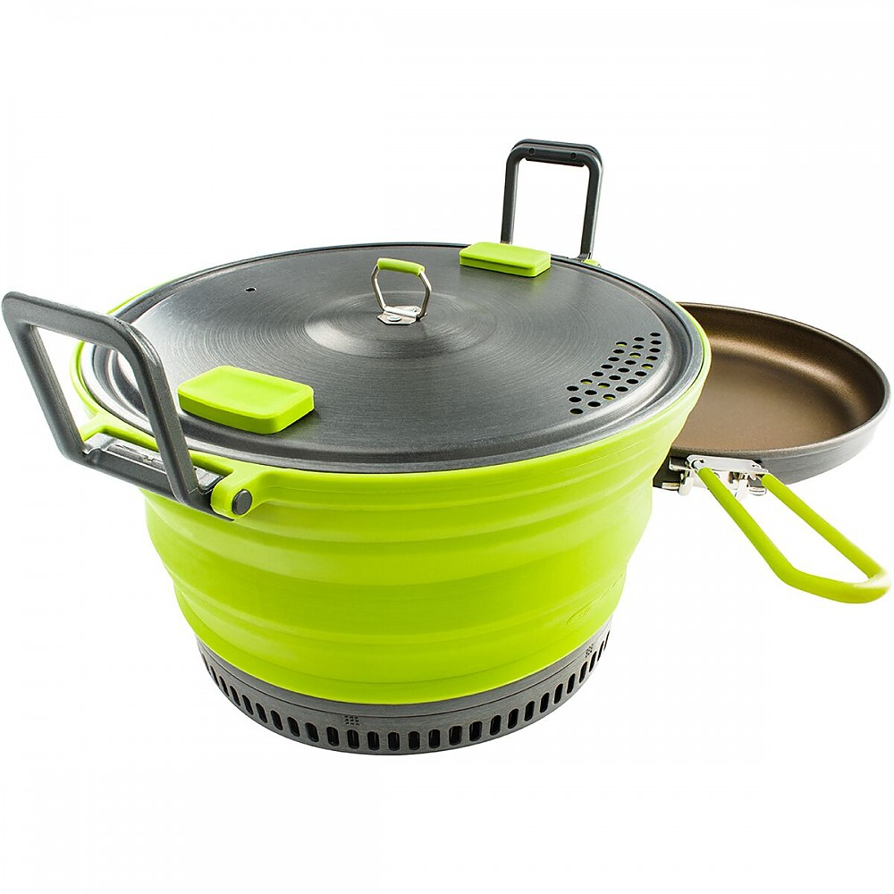 photo: GSI Outdoors Escape HS 3L Pot + Frypan pot/pan