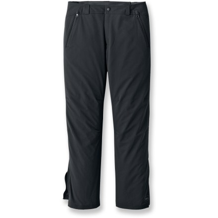 photo: REI Mistral Pants soft shell pant