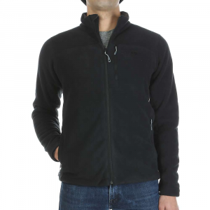photo: Mountain Hardwear Dual Fleece Jacket fleece jacket