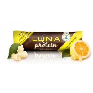 Clif Luna Protein Lemon Vanilla