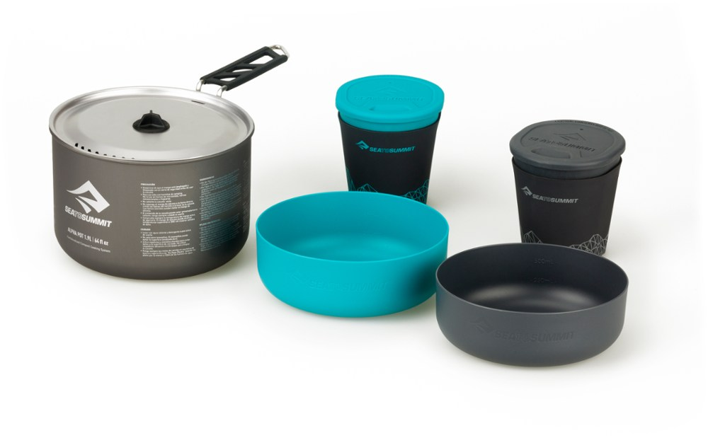 Sea to Summit Alpha Pot Cook Set 2.1