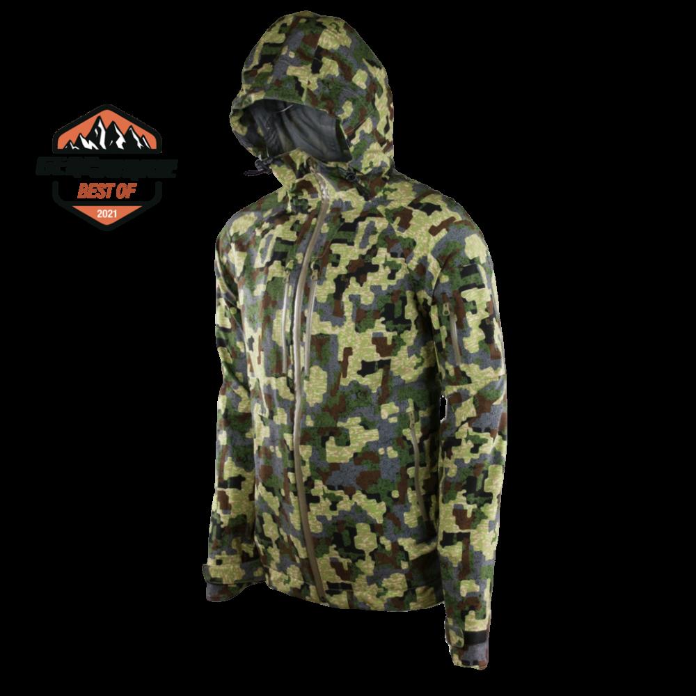 photo: FORLOH AllClima 3L Rain Jacket with RECCO waterproof jacket
