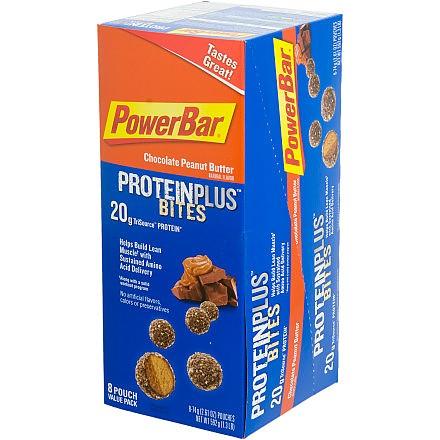 photo: PowerBar ProteinPlus Bite gel/chew