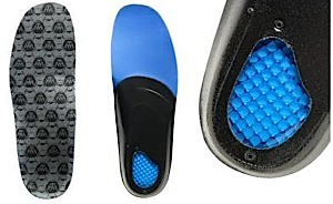 photo: Remind Insoles Men's Bio Tech Gel Thin-Line insole