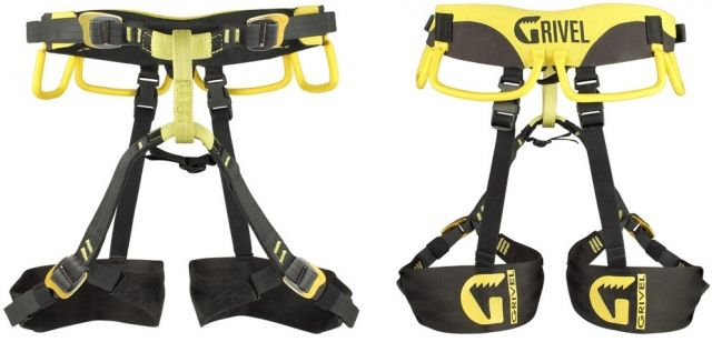 photo: Grivel Poseidon sit harness