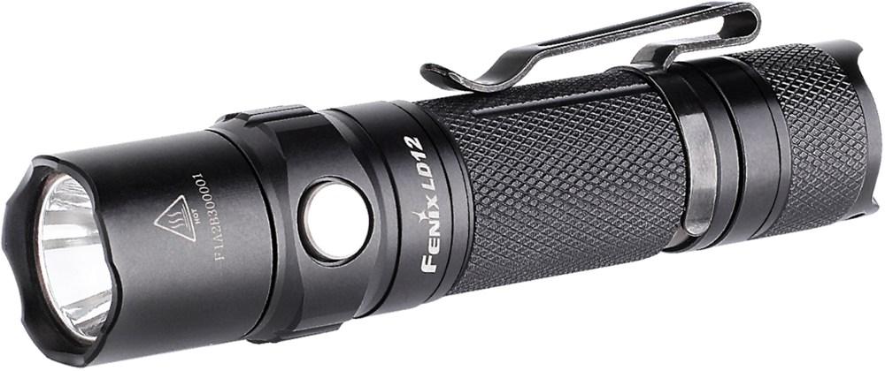photo: Fenix LD12 Flashlight flashlight