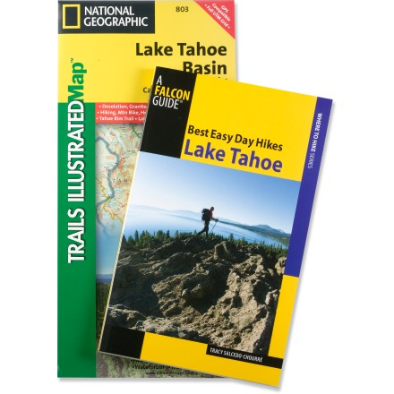 Falcon Guides Best Easy Day Hikes: Lake Tahoe