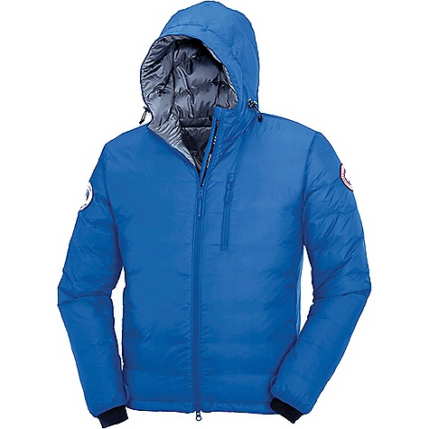photo: Canada Goose PBI Lodge Hoody down insulated jacket