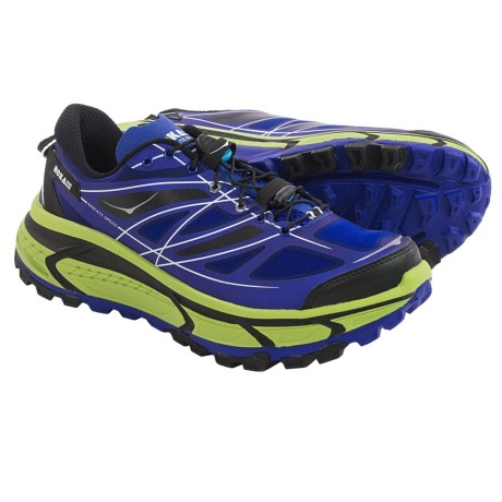 photo: Hoka Mafate Speed trail running shoe