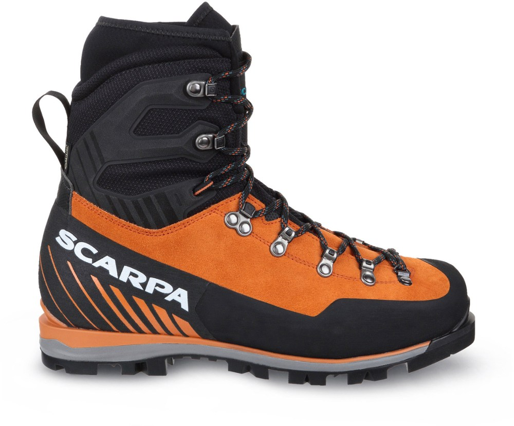photo: Scarpa Mont Blanc Pro GTX mountaineering boot