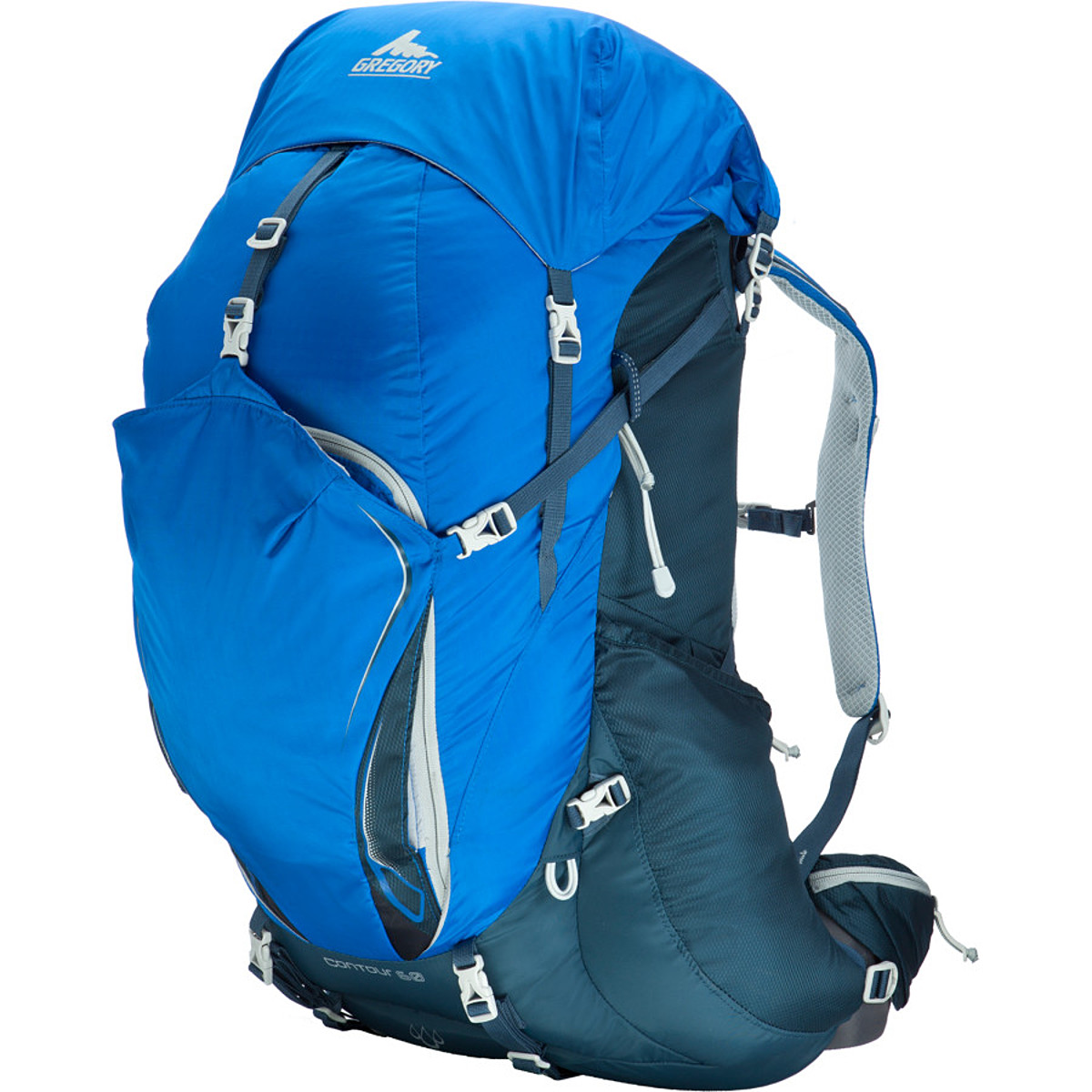 photo: Gregory Contour 60 weekend pack (3,000 - 4,499 cu in)