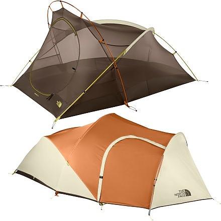 photo: The North Face Big Fat Frog 24 three-season tent