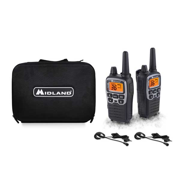 photo: Midland X-Talker Extreme T77VP5 radio