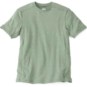 photo: REI Men's Sahara T-Shirt hiking shirt