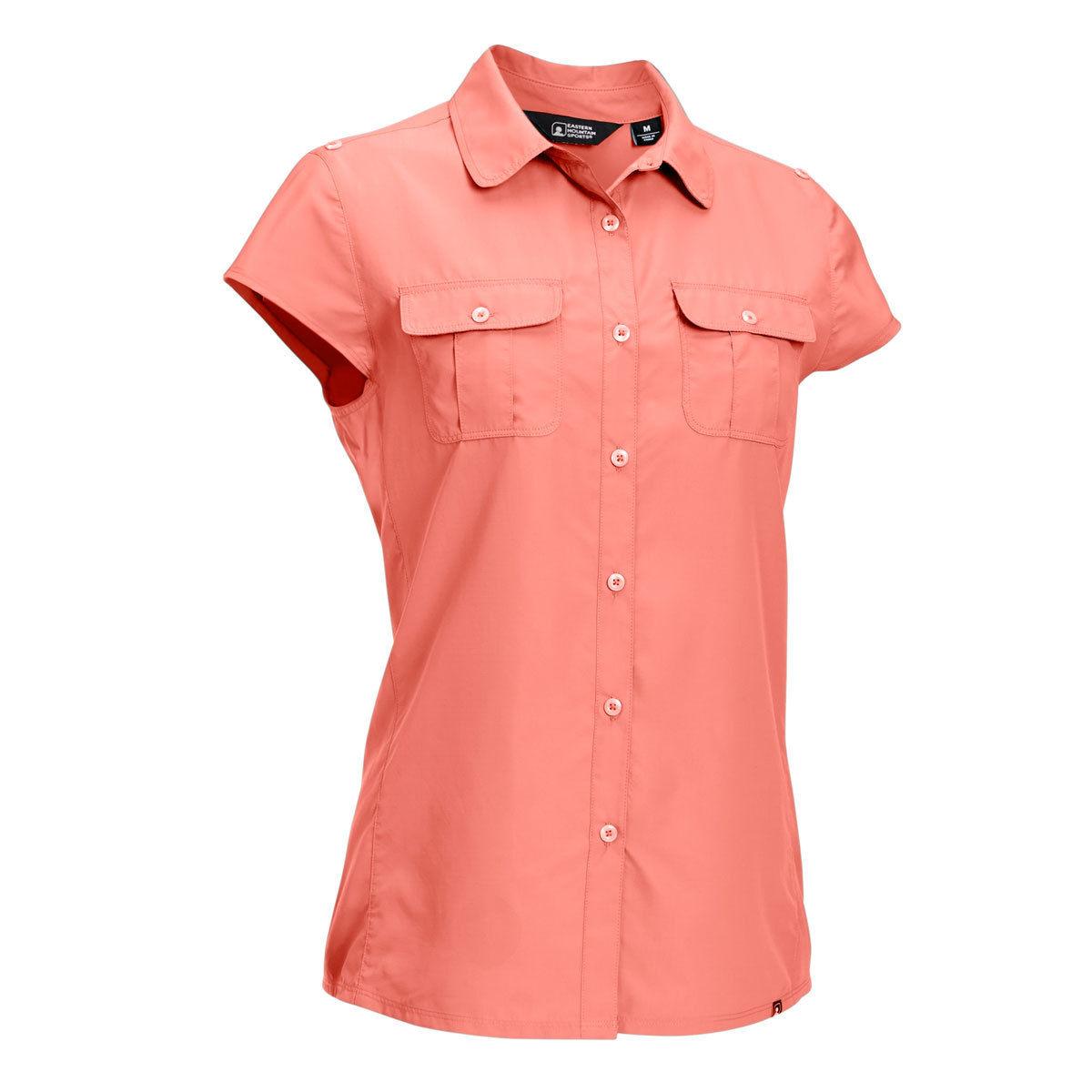 photo: EMS Compass UPF Short-Sleeve hiking shirt