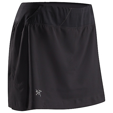 photo: Arc'teryx Solita Skort running skirt