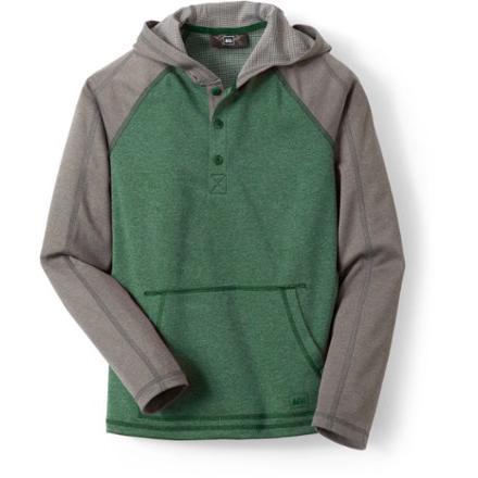 photo: REI Carabineer Hoodie Shirt long sleeve performance top
