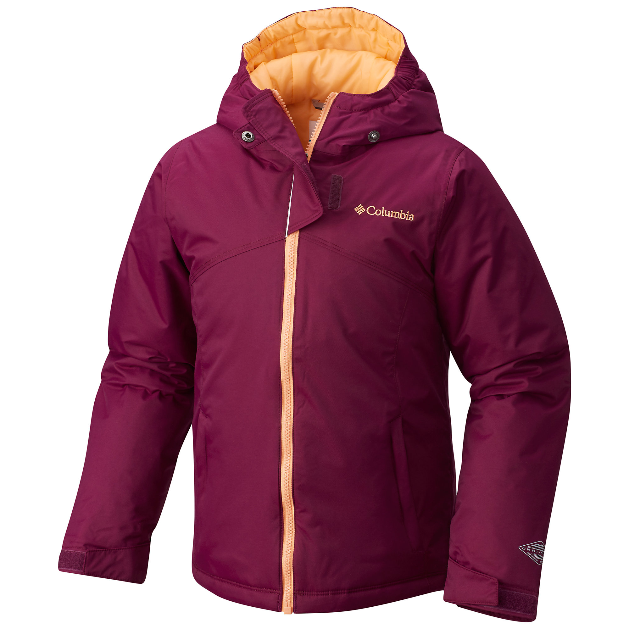 photo: Columbia Crash Course Jacket synthetic insulated jacket