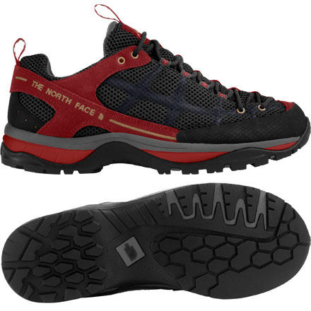 photo: The North Face Men's Smedge approach shoe