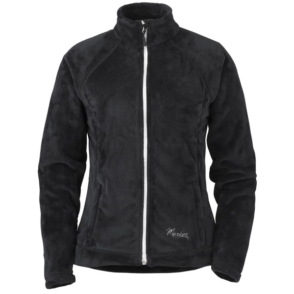 photo: Marker Keri Jacket fleece jacket