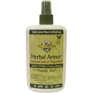 photo: All Terrain Herbal Armor insect repellent
