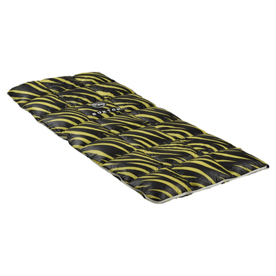 photo: Burton Dirt Bag Sleeping Bag warm weather synthetic sleeping bag