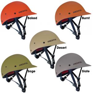 photo of a Predator Helmets paddling helmet
