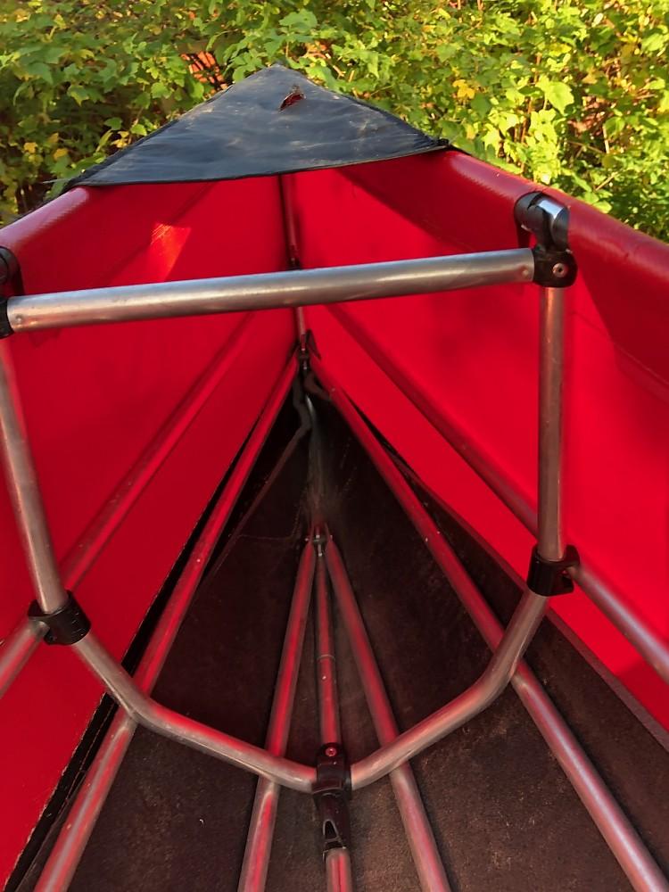 photo: Bergans Ally 17 Flatwater folding canoe