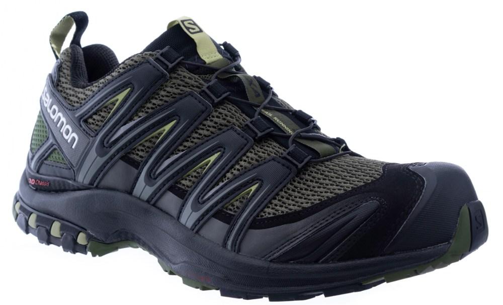 photo: Salomon XA Pro 3D trail running shoe