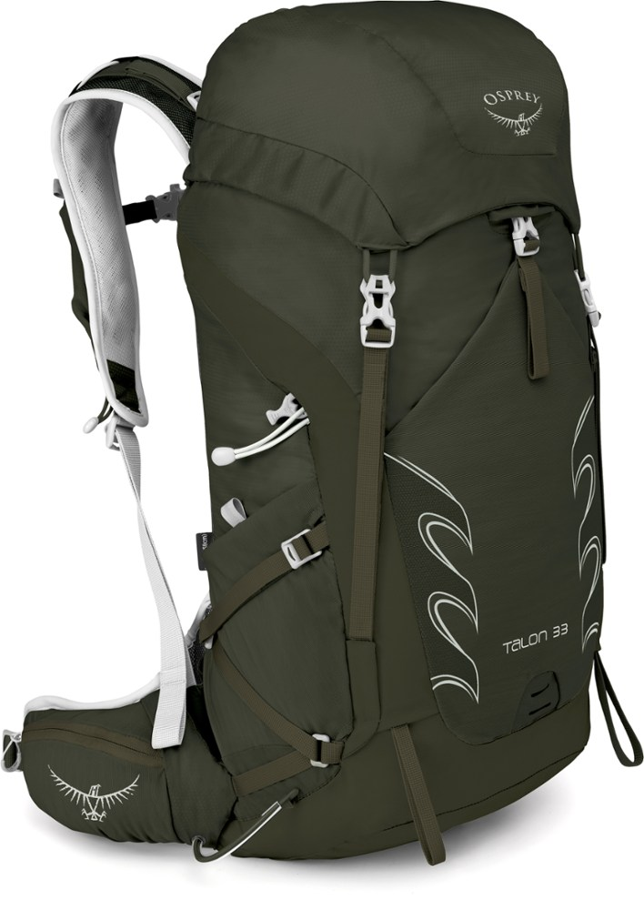 photo: Osprey Talon 33 overnight pack (35-49l)