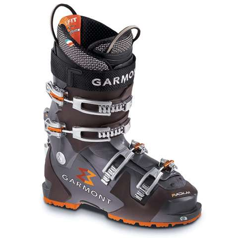 photo: Garmont Radium alpine touring boot