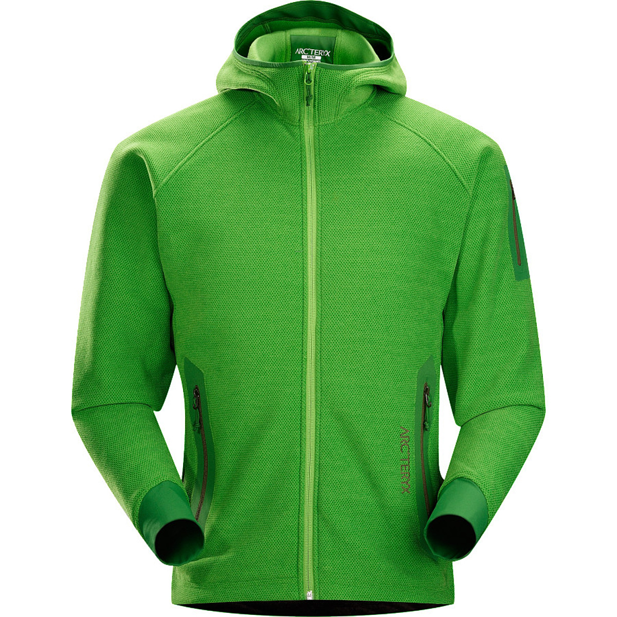 photo: Arc'teryx Strato Hoody fleece jacket