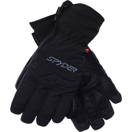 photo: Spyder Whistler Gore-Tex Glove insulated glove/mitten