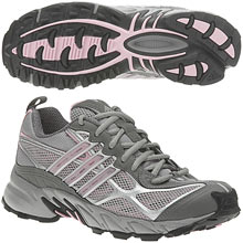 photo: Adidas Estes K trail running shoe