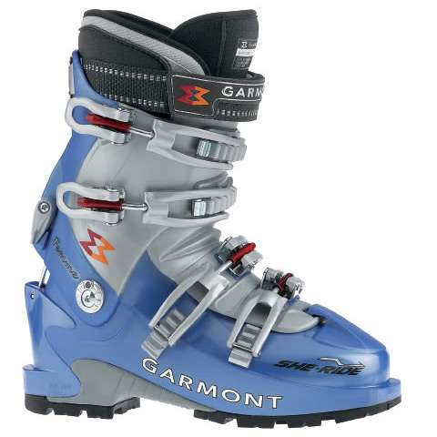 photo: Garmont She-Ride alpine touring boot