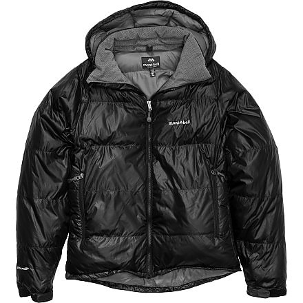 photo: MontBell Frost Line Parka down insulated jacket