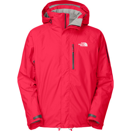 photo: The North Face Kapwall Jacket snowsport jacket
