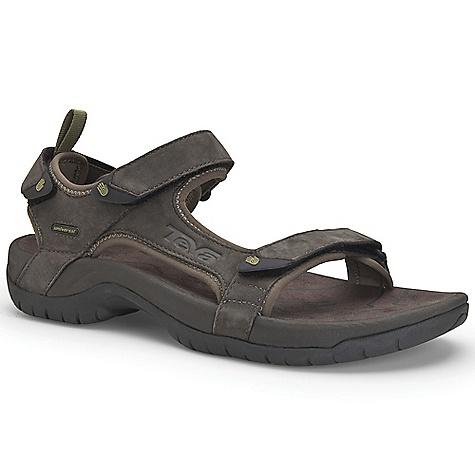 photo: Teva Tanza Leather sport sandal