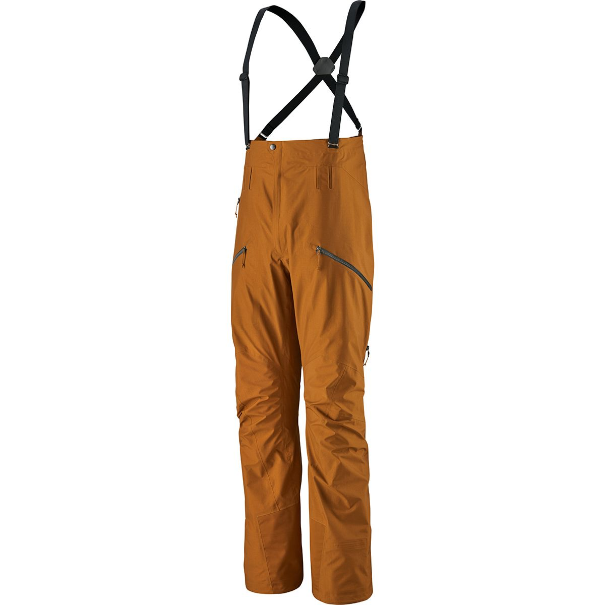 photo: Patagonia Men's PowSlayer Bibs snowsport pant