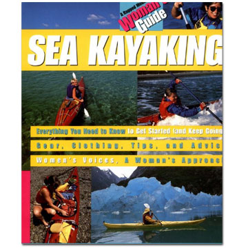photo: AlpenBooks Sea Kayaking: A Woman's Guide paddling book